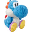 Nintendo - Amiibo Figure (light Blue Yarn Yoshi) - Light Blue 4482201