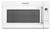 Kitchenaid - 2.0 Cu. Ft. over-the-range Microwave With Senso