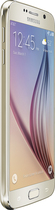 Samsung - Galaxy S6 4G with 128GB Memory Cell Phone - Gold Platinum (AT&T)