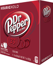 Keurig Dr. Pepper Kold Pods (4-Pack) Multi 119003