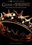 Game Of Thrones: The Complete Second Season [5 Discs] (dvd) 4489303