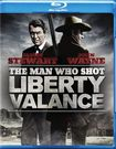 The Man Who Shot Liberty Valance [blu-ray] 4489602