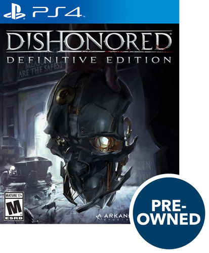 Dishonored: Definitive Edition - PRE-Owned - PlayStation 4