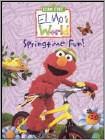 Sesame Street: Elmo's World - Springtime Fun! (DVD) (Eng) 2002