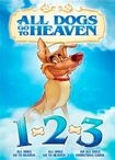 All Dogs Go To Heaven 1, 2, 3 [3 Discs] (dvd) 4501518
