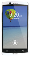 NUU Mobile - X1 4G with 16GB Memory Cell Phone (Unlocked) - White