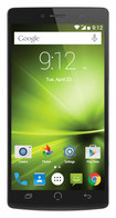 NUU Mobile - Z8 4G LTE with 32GB Memory Cell Phone (Unlocked) - Black
