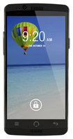 NUU Mobile - X1 4G with 16GB Memory Cell Phone (Unlocked) - Black