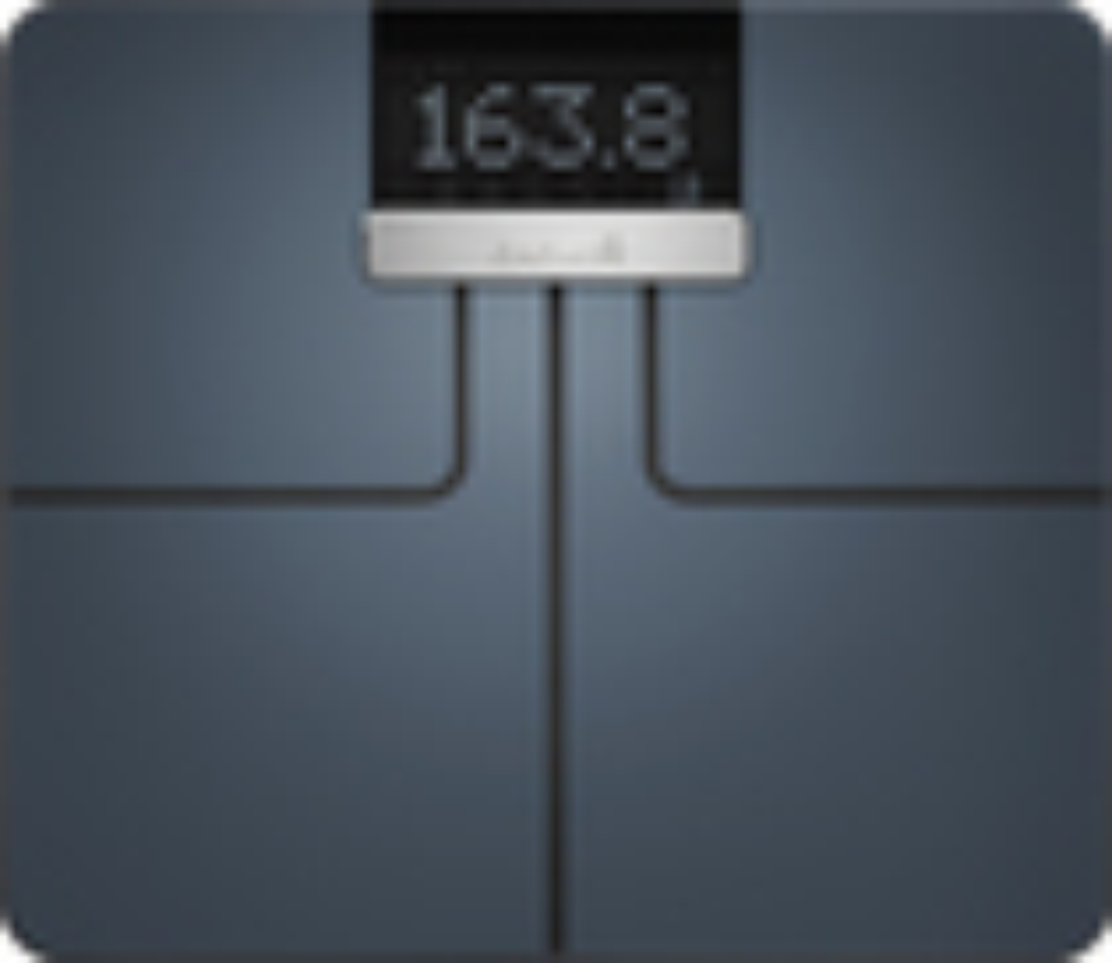 Garmin - Index Smart Scale - Black