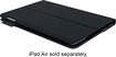 Logitech - Type+ Protective Keyboard Case For Apple Ipad Air 2 - Black Synthetic