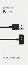 Microsoft - 3.28' Microsoft Band USB Charging Cable - Black