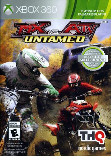 Mx Vs. Atv Untamed - Xbox 360 Deal