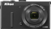Nikon - Coolpix P340 12.2-Megapixel Digital Camera - Black