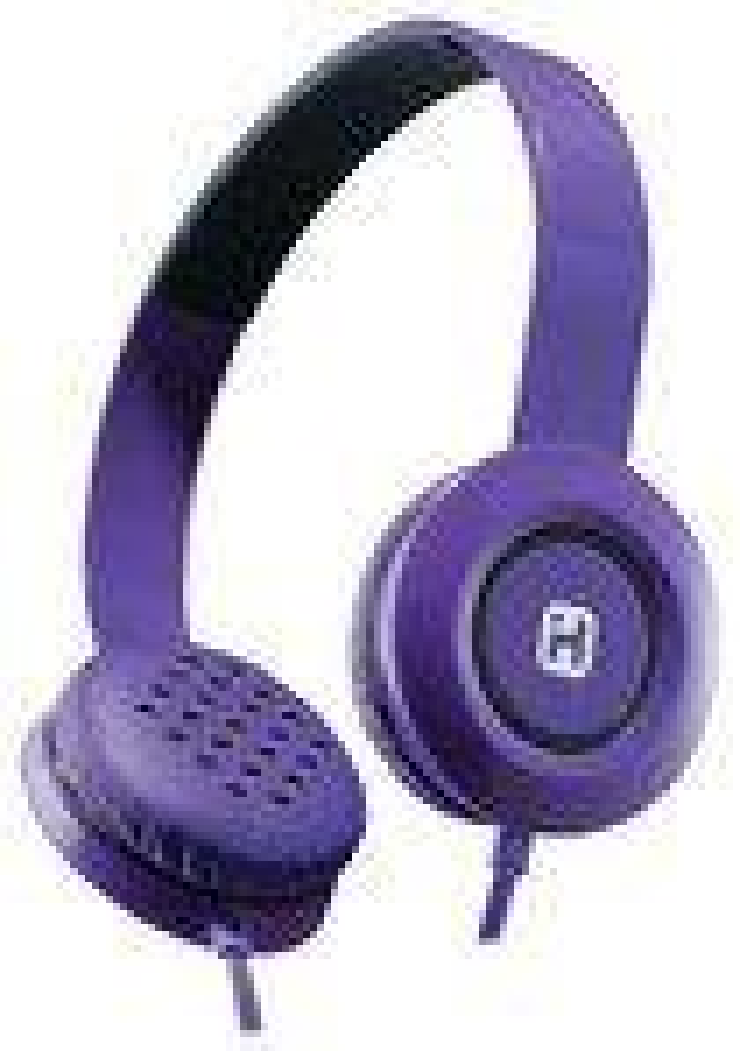 Ihome - Stereo Headphones - Purple