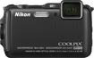 Nikon - Coolpix AW120 16.0-Megapixel Digital Camera - Black