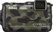 Nikon - Coolpix AW120 16.0-Megapixel Digital Camera - Camo