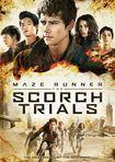 The Maze Runner: The Scorch Trials (dvd) 4526600