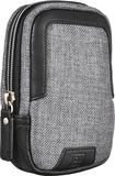 Platinum - Metropolitan Compact Camera Case - Gray/Black