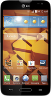 LG - LG Realm No-Contract Cell Phone - Black