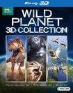 Wild Planet [3d] [blu-ray] [3 Discs] 4539000