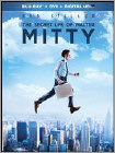 The Secret Life of Walter Mitty (Blu-ray Disc) 2013