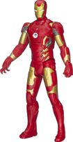 "Hasbro - Marvel Avengers: Age Of Ultron Titan Hero Tech Iron Man Mark 43 12"" Action Figure - Red/gold 4544322"