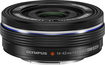 Olympus - M.Zuiko Digital ED 14-42mm f/3.5-5.6 EZ Zoom Lens for Most Olympus OM-D and PEN Cameras - Black