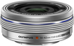 Olympus - M.Zuiko Digital ED 14-42mm f/3.5-5.6 EZ Zoom Lens for Most Olympus OM-D and PEN Cameras - Silver