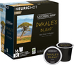Keurig - Laughing Man Dukales Blend K-Cups (16-Pack) - Dark Brown