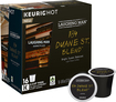 Keurig - Laughing Man 184 Duane St. Blend K-Cups (16-Pack) - Brown