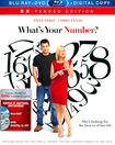 What's Your Number? [2 Discs] [includes Digital Copy] [blu-ray/dvd] 4550698