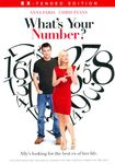 What's Your Number? (dvd) 4550725