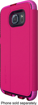 Tech21 - Evo Wallet Case for Samsung Galaxy S6 Cell Phones - Pink