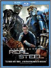 Real Steel (Blu-ray Disc) (2 Disc) (Enhanced Widescreen for 16x9 TV) (Eng/Fre/Spa) 2011