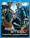 Real Steel [2 Discs] [blu-ray/dvd] 4551111