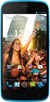 Blu - Life Play 4G Cell Phone (Unlocked) - Blue