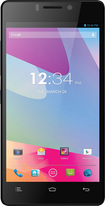Blu - Vivo 4.8 HD Cell Phone (Unlocked) - Black