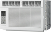 Daewoo - 5,000 BTU Window Air Conditioner - White