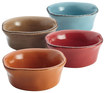Rachael Ray - Cucina 4-piece Dipping Cup Set - Brown/blue/red/orange 4555040