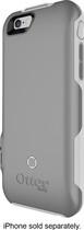 OtterBox - Resurgence Series External Battery Case for Apple® iPhone® 6 - Gunmetal Gray/White