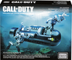 Mega Bloks - Call Of Duty Seal Sub Recon Construction Set - Black/gray/red 4558102