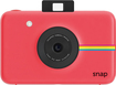 Polaroid - Snap 10.0-megapixel Digital Camera - Red