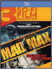 Terminator / Mad Max / Escape From New York (blu-ray Disc) 4561829