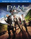 Pan [includes Digital Copy] [3d] [blu-ray/dvd] 4562310