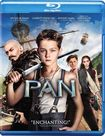 Pan [includes Digital Copy] [blu-ray/dvd] 4562312