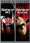 Friday The 13th Part Iii And Friday The 13th: The Final Chapter [2 Discs] (dvd) 4563500