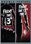 Friday The 13th/friday The 13th Part 2 [2 Discs] (dvd) 4563502