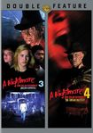 A Nightmare On Elm Street 3: Dream Warriors/a Nightmare On Elm Street 4: The Dream Master [2 Discs] (dvd) 4563506