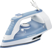 Hamilton Beach - Durathon Nonstick Iron - White/blue