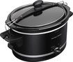 Hamilton Beach - Stay or Go 4-Quart Slow Cooker - Black